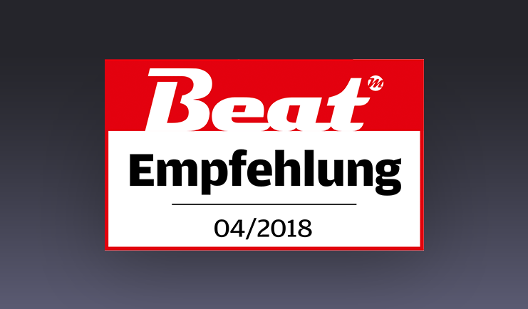 Beat Magazine review