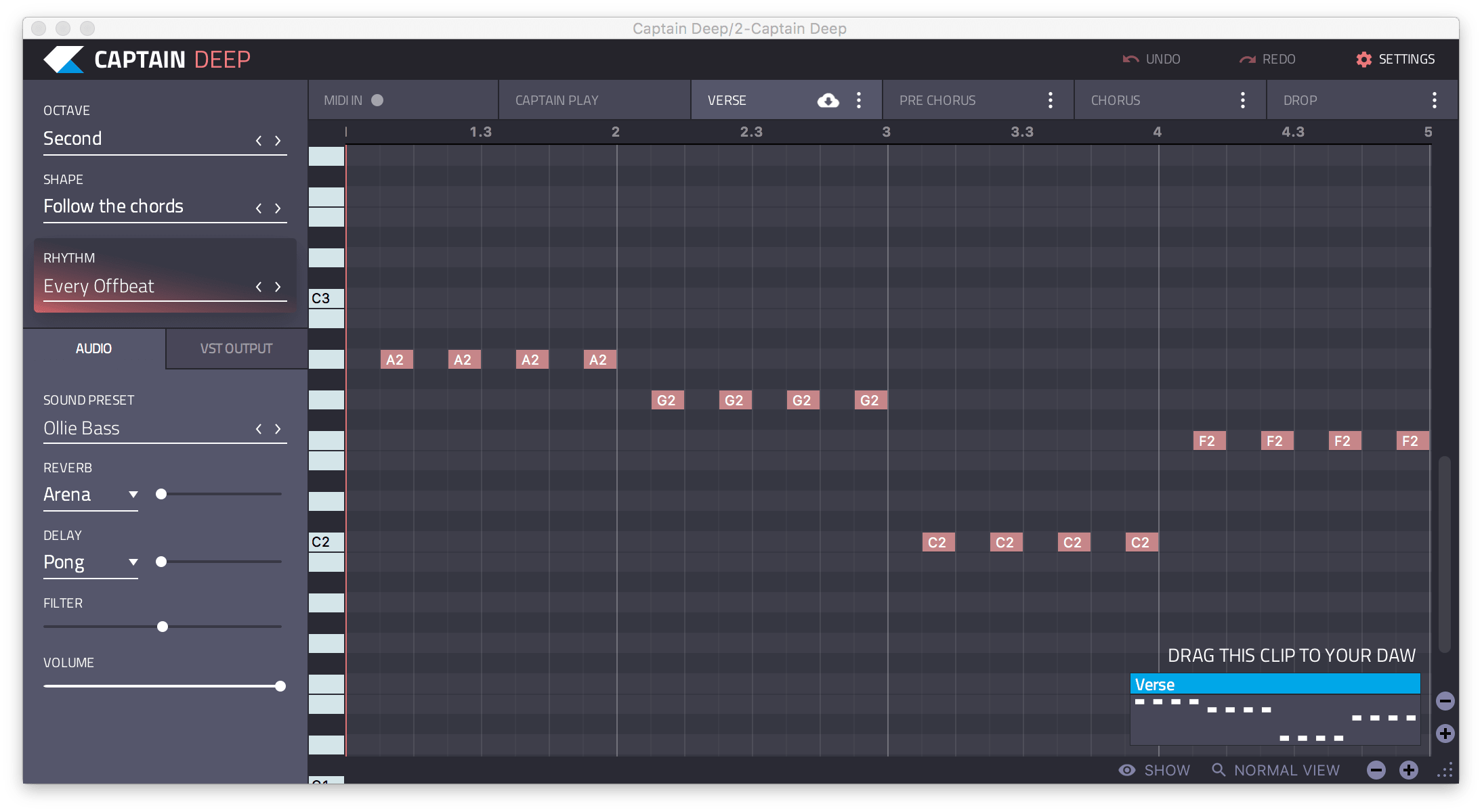 Captain Plugins from Mixed In Key - Music Composition