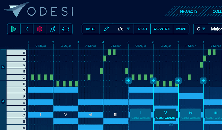 Odesi screenshot