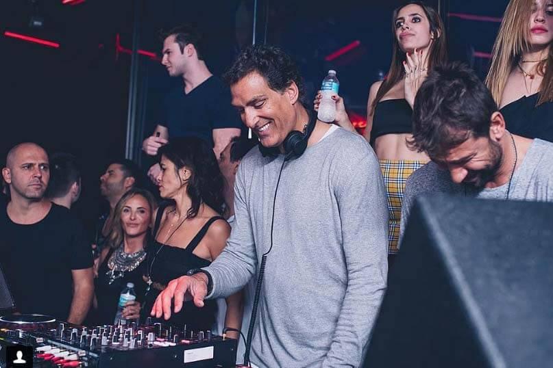 Rony Seikaly, DJ