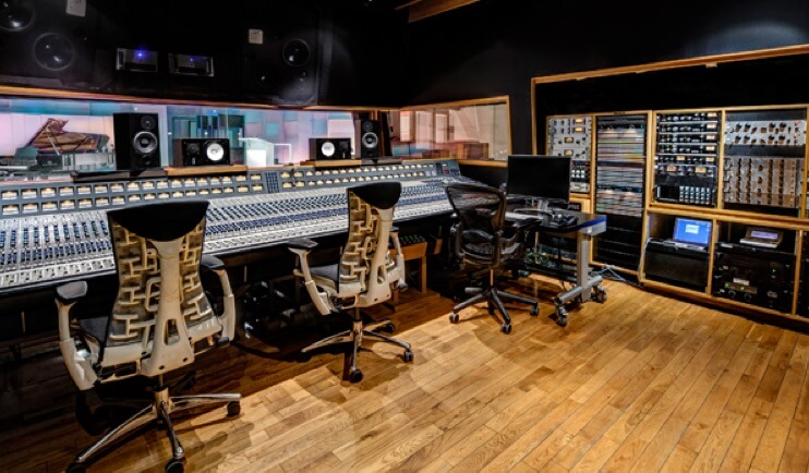 EastWest Studios, Hollywood