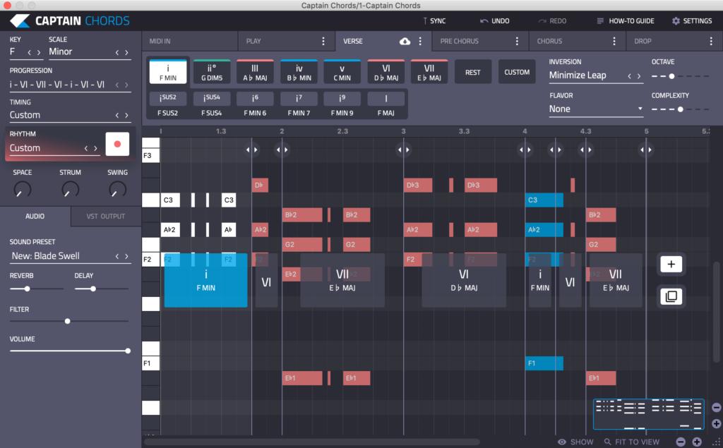 Captain Chords 2 0: Chord Progression Software + VST Plugin